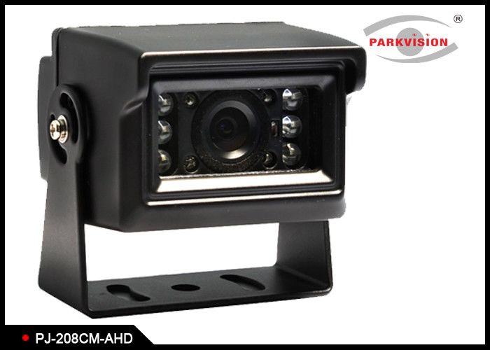 Mini RV Backup Bus Rear View Camera With Horizontal / Vertical Image Adjusting